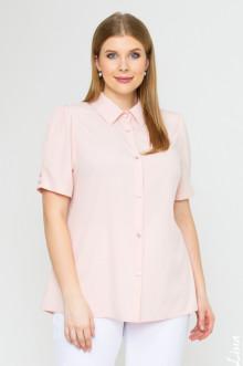 """Блуза """"Лина"""" 4142 (Пудровый)"""