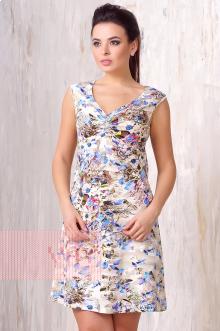 Платье женское 3203 Фемина (Лепестки)