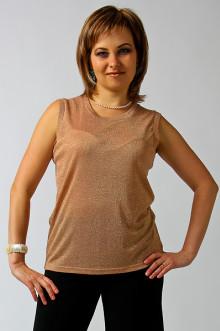 """Блуза """"СКС"""" 3040 (Персиковый блеск)"""