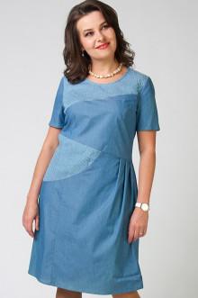 """Платье """"СКС"""" 901 (Голубой)"""