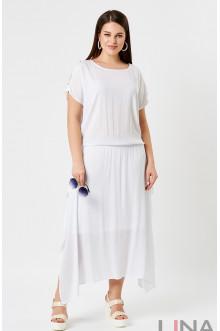 "Платье ""Лина"" 52157 (Белый)"